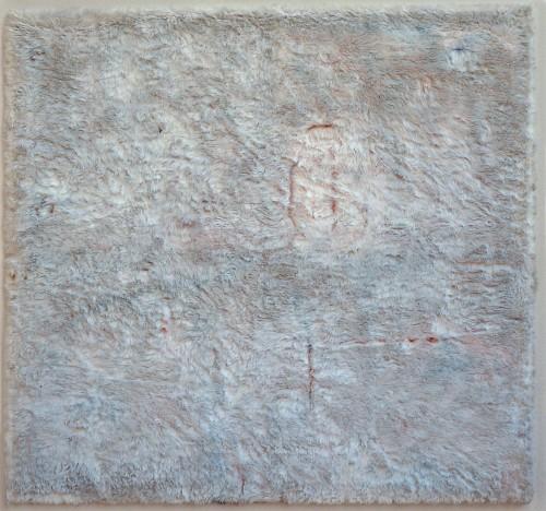 01 Olej v srsti - 1995, 130x140 cm, olej v leskymu