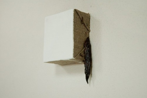 07 Mimo Mini - 2006, 6x7 cm, olej na plátně