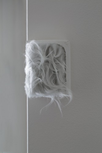 10 Světlo v plátně Mini - 2007, 10x8 cm, leskymo.