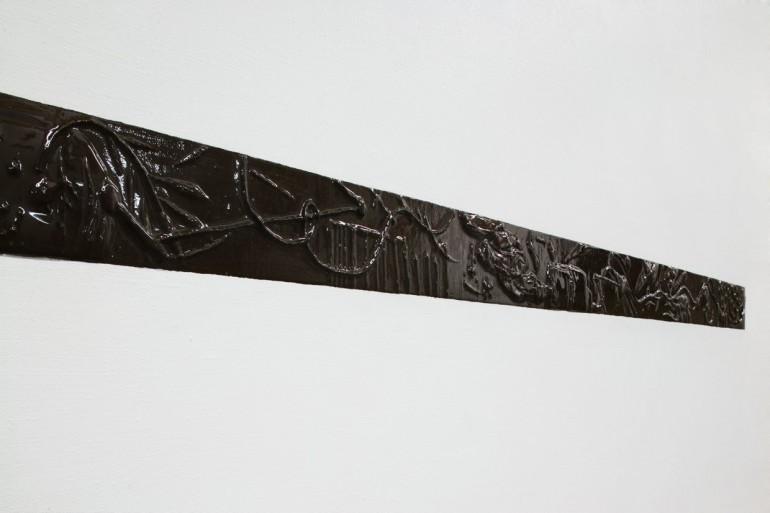 12 Páska chrom det. - 2008, 150x170 cm, syntetika na plátně-web